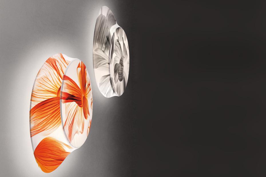Wagashi wall lamp