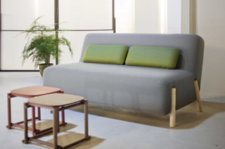 Volume sofa  by  Foundry