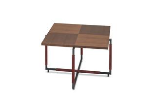 Bak coffee table  by  Frag