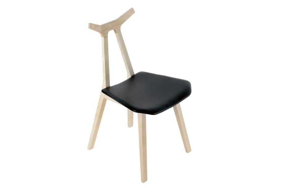 Nara Stuhl gepolstert