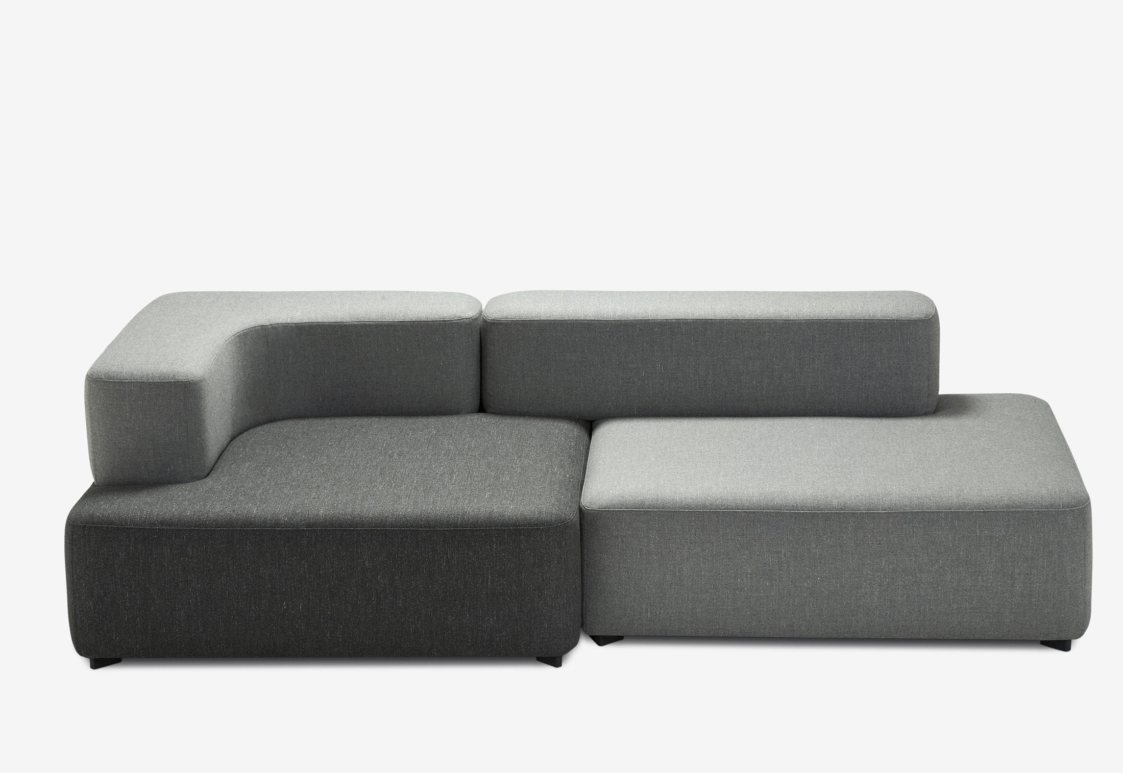 alphabet sofa von republic of fritz hansen stylepark. Black Bedroom Furniture Sets. Home Design Ideas