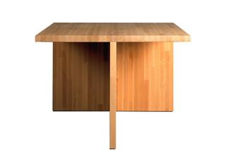 Table asymmetrical  by  Fröhlich