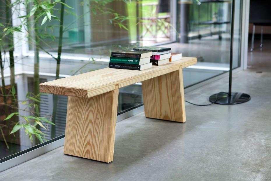 Bench Wood