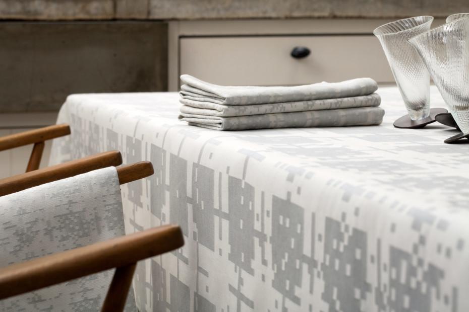 Patterns table linen