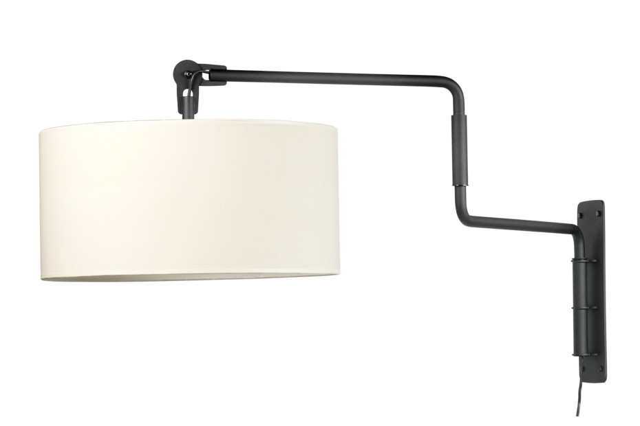 White Swivel Light Wall
