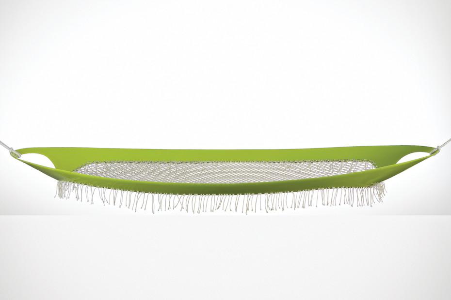 Leaf hammock