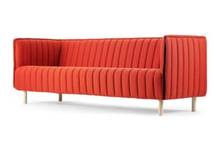 Kvilt Sofa  von  Gärsnäs