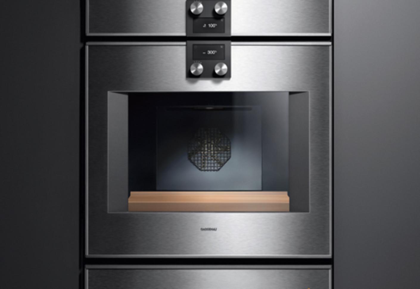 series 400 oven by gaggenau stylepark. Black Bedroom Furniture Sets. Home Design Ideas