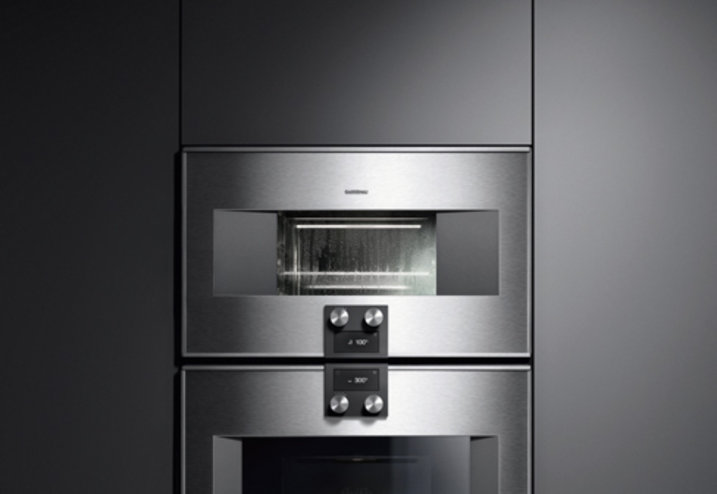 Series 400 Steam Oven By Gaggenau Stylepark