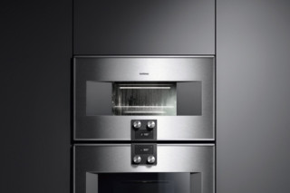 Series 400 steam oven  by  Gaggenau