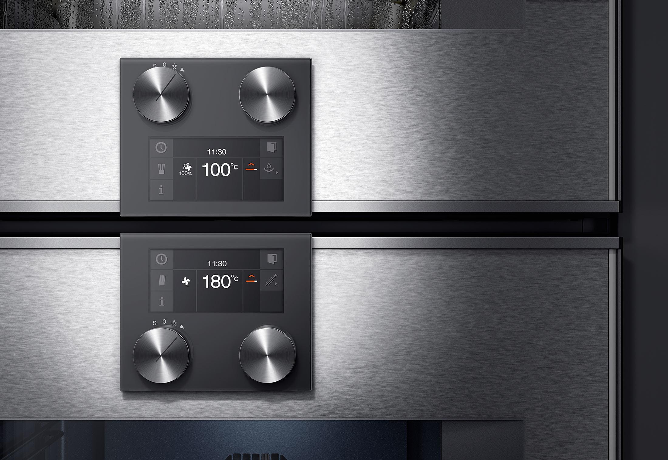 Series 400 Steam Oven By Gaggenau Stylepark