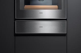 Series 400 warmth drawer  by  Gaggenau