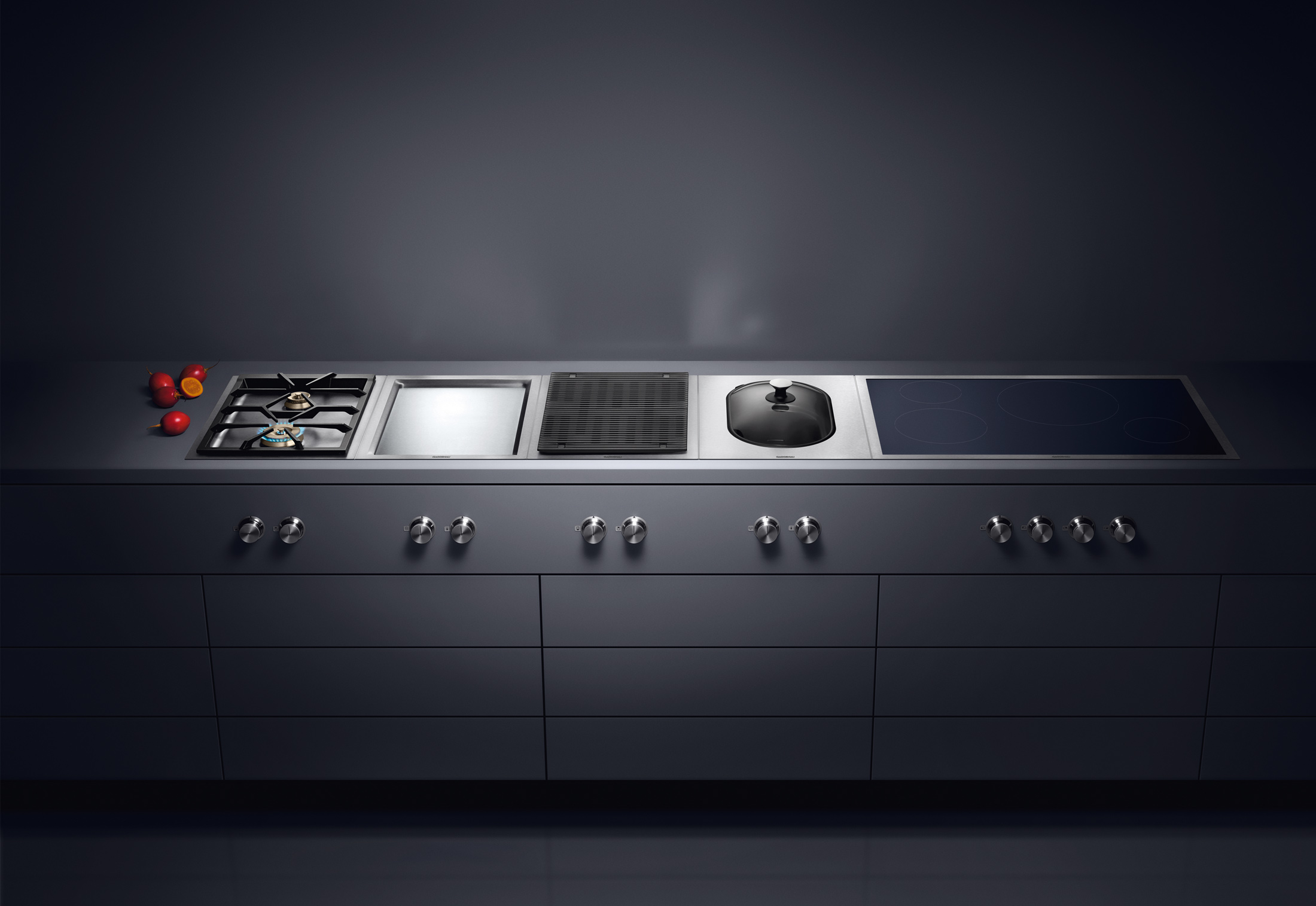 vk 414 by gaggenau stylepark. Black Bedroom Furniture Sets. Home Design Ideas