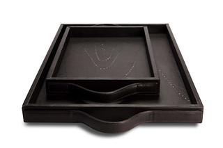 Fake Wood tray  by  GAIA&GINO