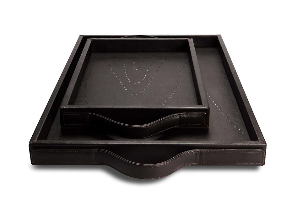 Fake Wood Tablett
