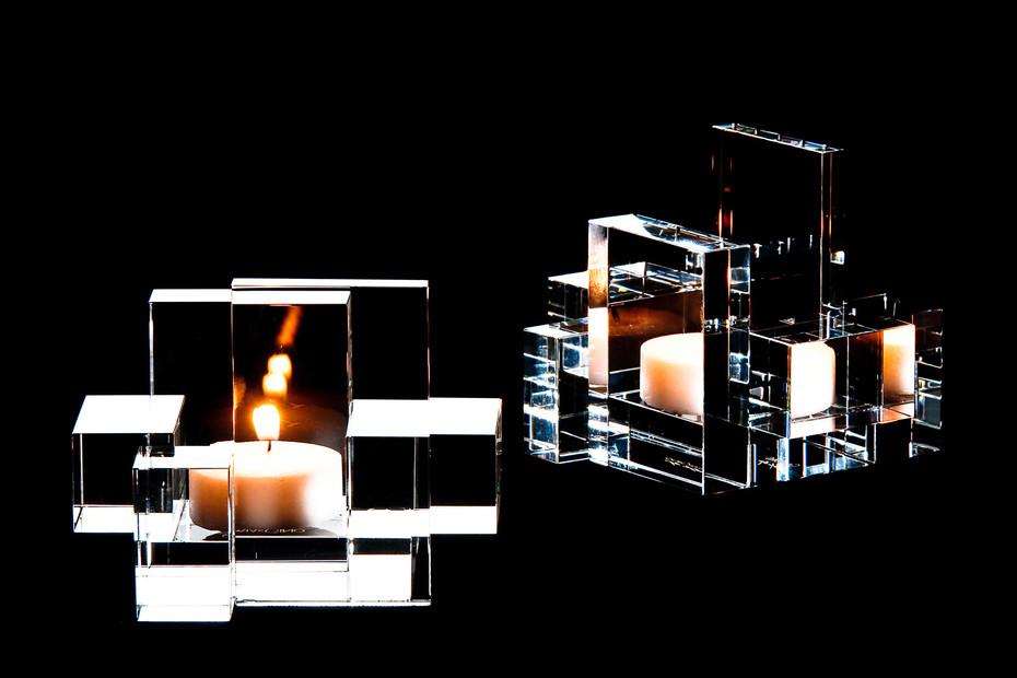 Matrix Windlicht