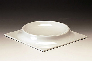 Morphescape plate  by  GAIA&GINO