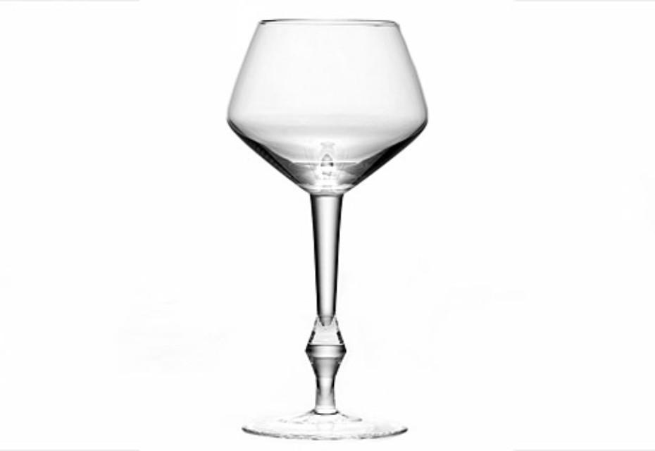 Snob white wine glass