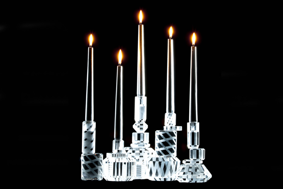 Valencia candleholder