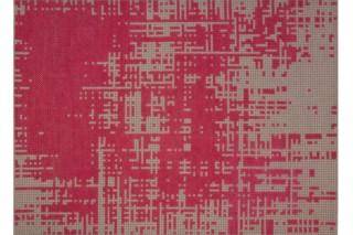 Canevas Red Abstract  von  GAN by Gandia Blasco