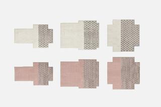 Mangas Rhombus Rugs  von  GAN by Gandia Blasco
