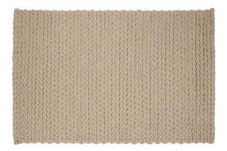Trenzas rug  by  GAN by Gandia Blasco