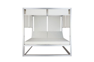 Daybed elevada reclinabel  by  Gandia Blasco