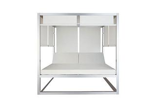 Daybed elevada reclinabel  von  Gandia Blasco