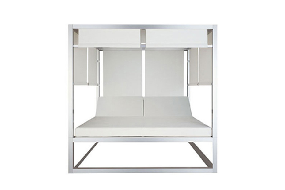 Daybed elevada reclinabel