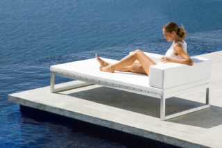 Saler Chaiselongue  von  Gandia Blasco