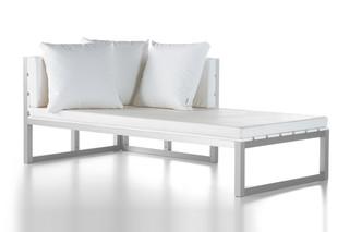 Saler Sofá Modular 2  by  Gandia Blasco