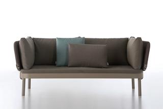 Tropez sofa  by  Gandia Blasco