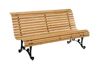 Boulogne bench  by  Garpa
