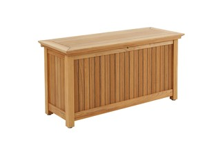 Cushion chest teak  by  Garpa