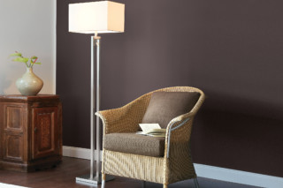Doppio floor lamp  by  Garpa