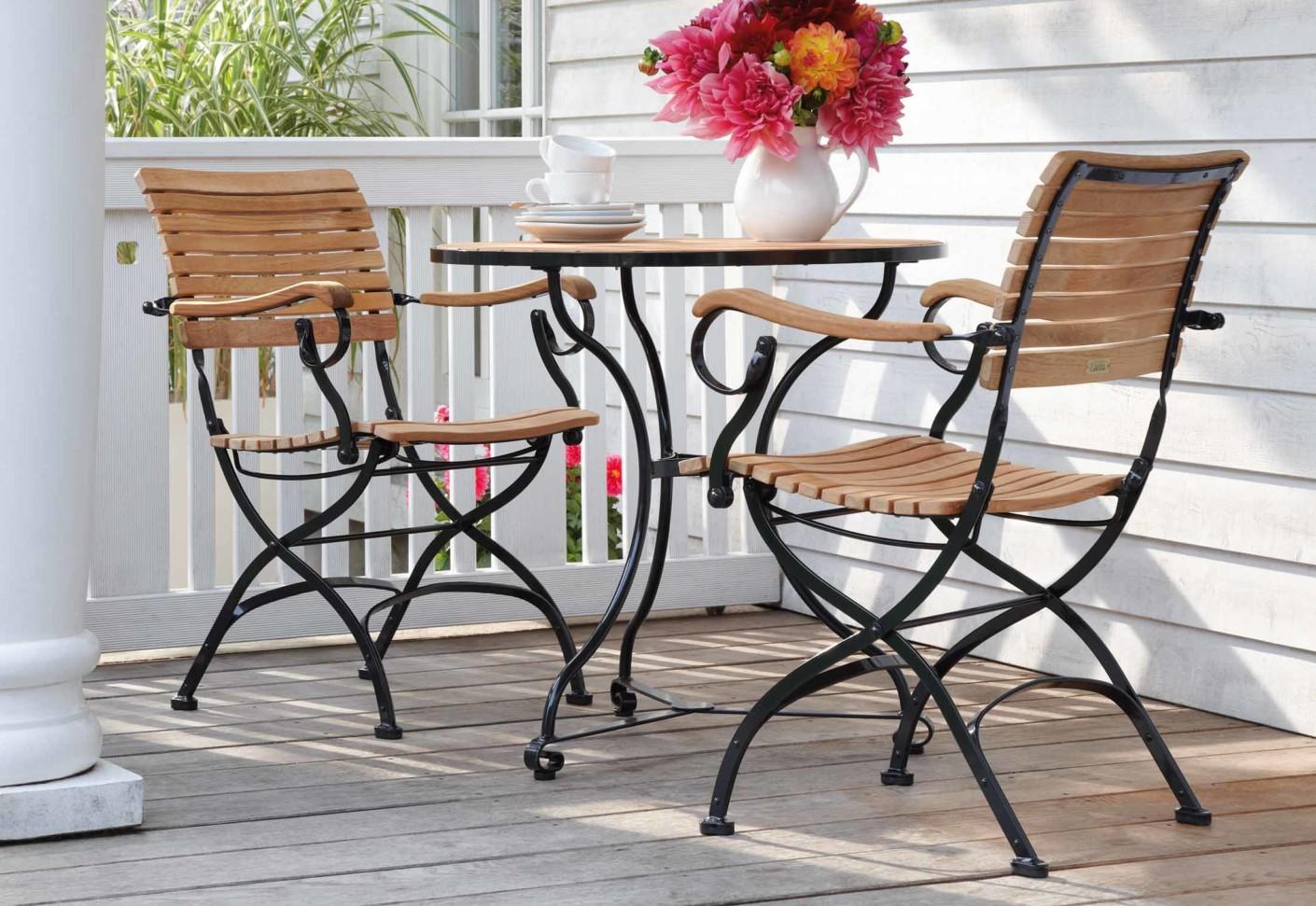 fontenay armlehnstuhl von garpa stylepark. Black Bedroom Furniture Sets. Home Design Ideas