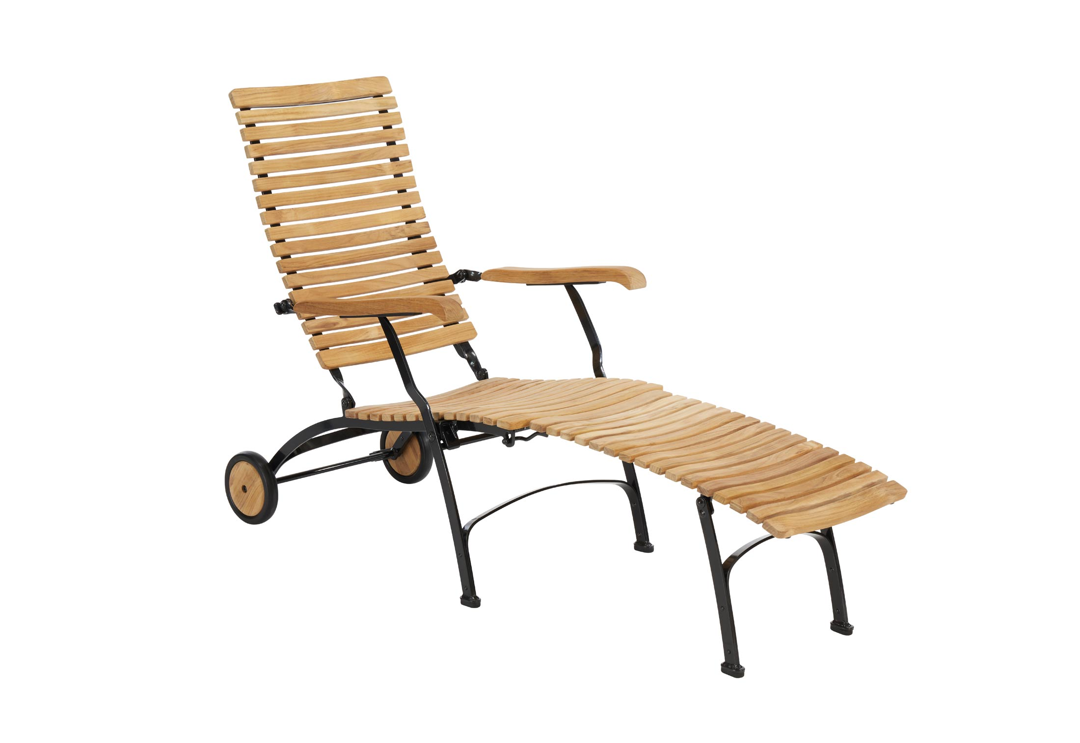 Fontenay Deck Chair by Garpa