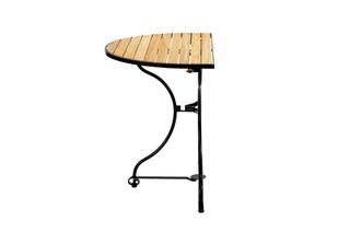 Fontenay Tisch halbrund  von  Garpa