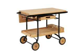 Fontenay trolley  by  Garpa