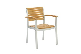 Monterey chair with armrests  by  Garpa