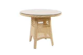 Savannah Tisch rund  von  Garpa
