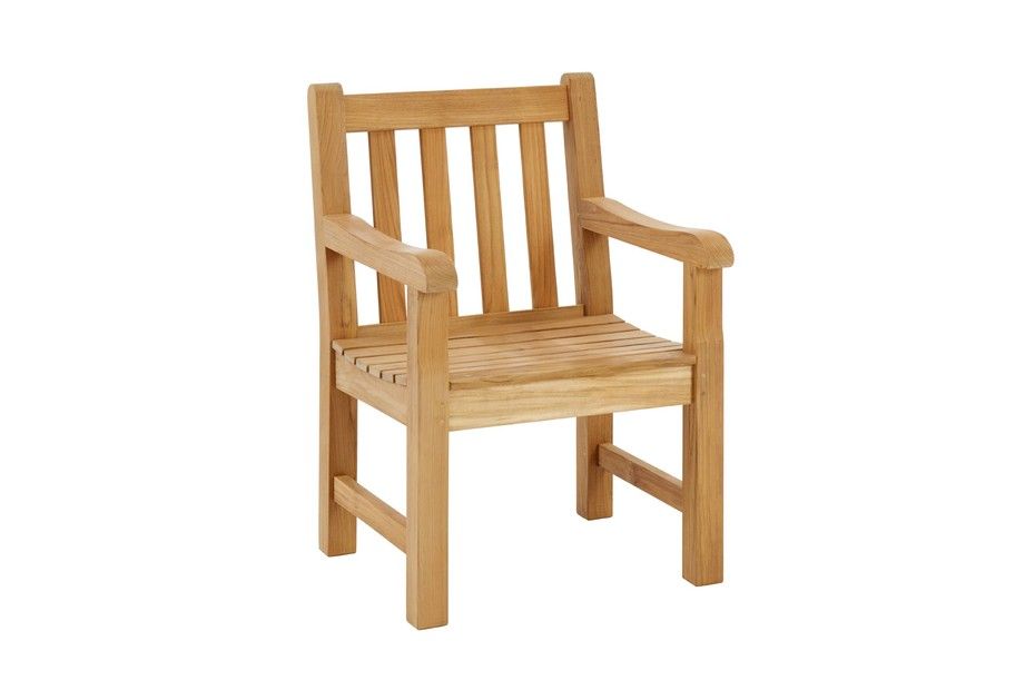 Summerfield chair with armrests