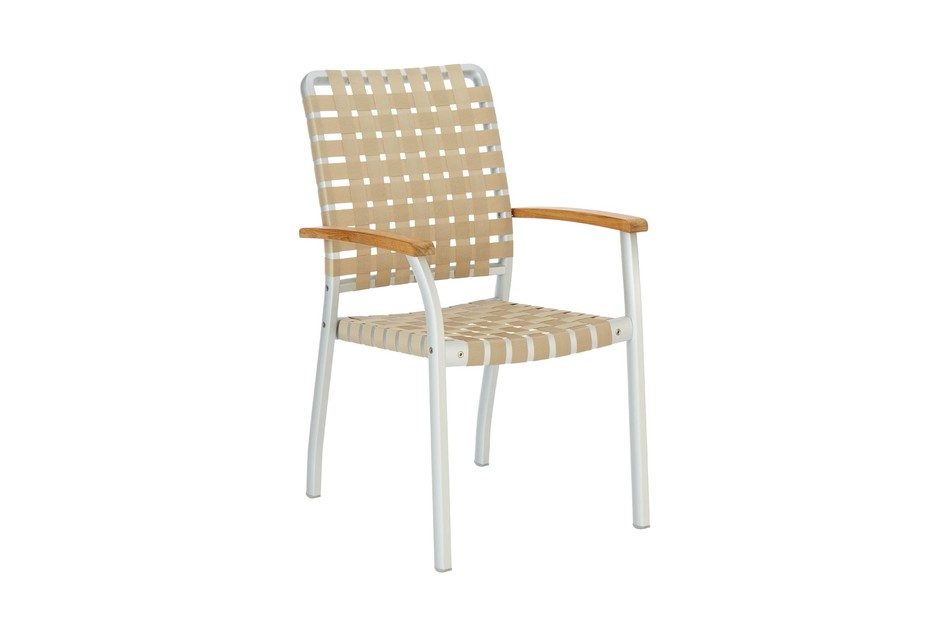 United States chair with armrests