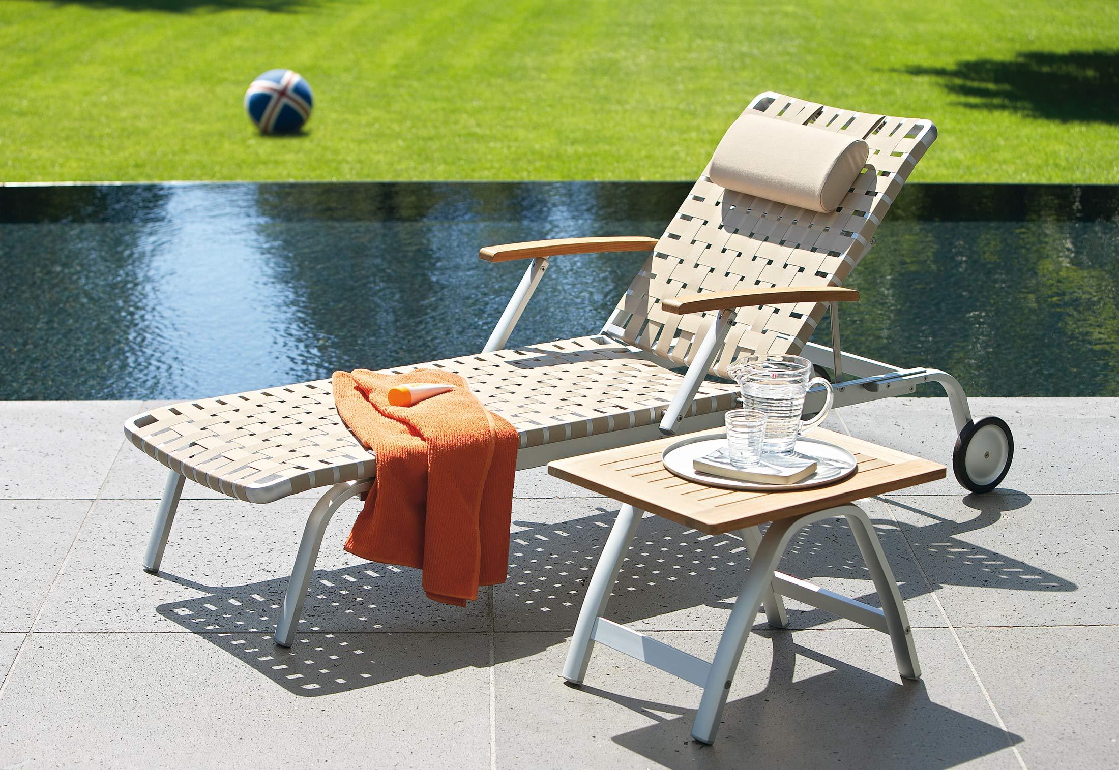 United States Deck Chair by Garpa