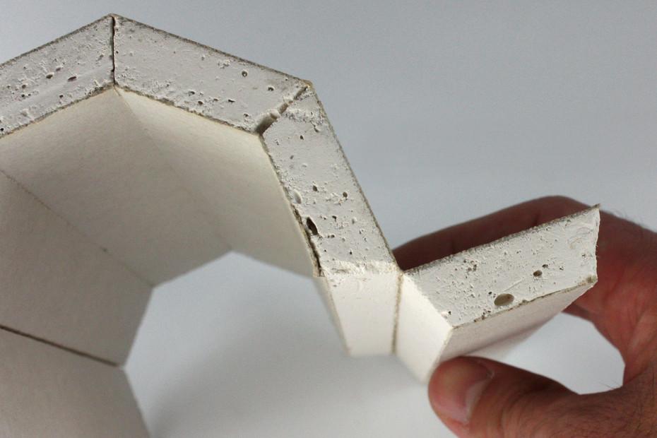 Dry construction │ panel of plaster fiber