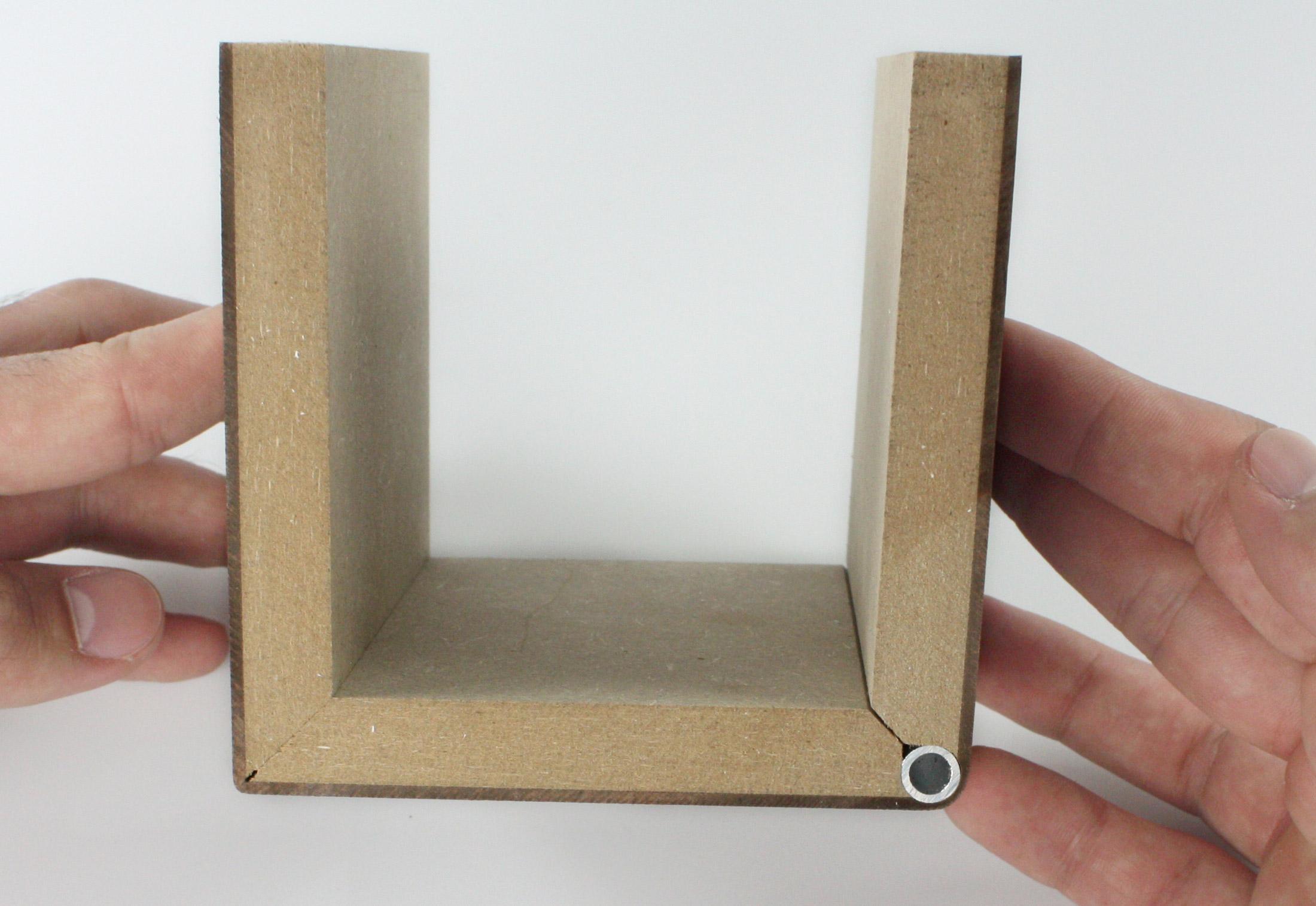 kantenschutz wand swalif. Black Bedroom Furniture Sets. Home Design Ideas