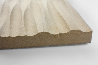 Wave panel │ MDF │ atoll  by  Georg Ackermann