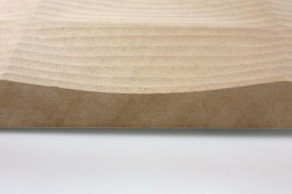 Wave panel │ MDF │ giraffe