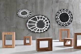 Brick Side table  by  Gervasoni