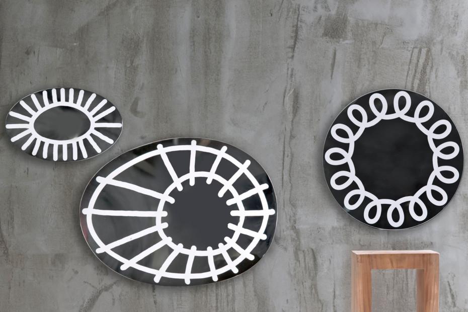 Bricks 96 Spiegel